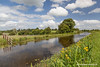 The Royal Canal, Enfield, Meath, Ireland.