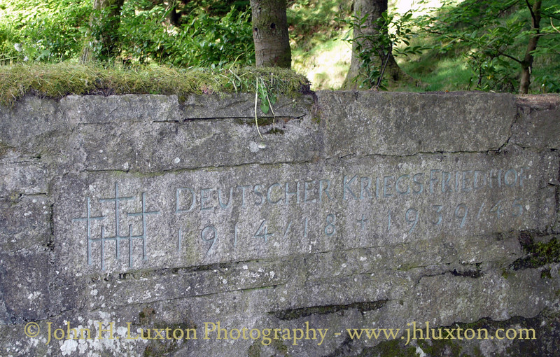 German Military Cemetery, Glencree, County Wicklow - May 29, 2008