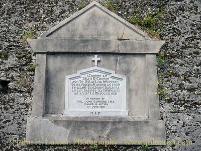 John Cummins Memorial, Ballyvoile, County Waterford - May 29, 2008