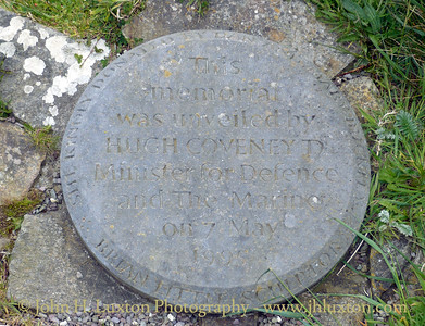 RMS Lusitania Memorial, Old Head of Kinsale, County Cork - May 28, 2008