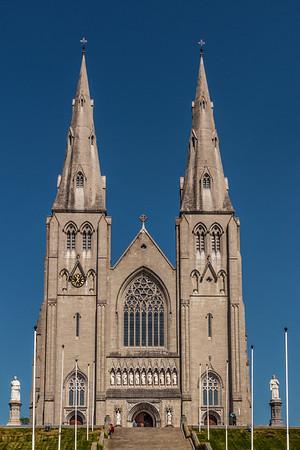 St. Patrick's Catholic Cathedral, 1840-1904