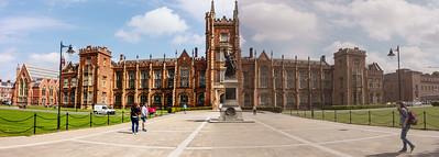 Queen's University of Belfast, 1848
