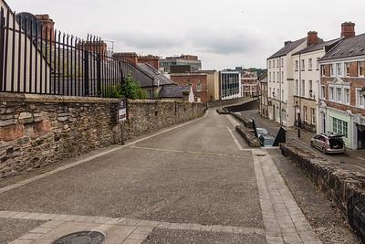Derry City Walls, 1613-18