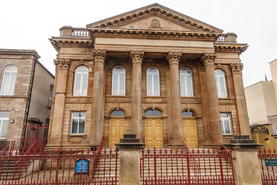 First Derry Presbyterian Church within City Walls
