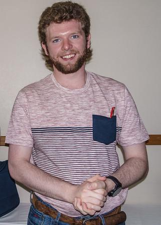 Aidan Carrig- Road Scholar Program Leader