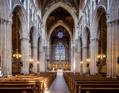 St. Patrick's Catholic Cathedral