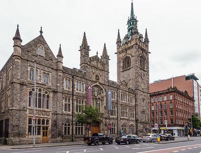 Church House, 1905, the HQ of the Presbyterian Church in Ireland.
