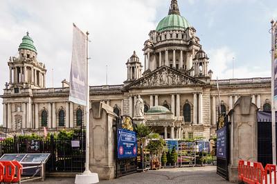 Belfast City Hall, 1906