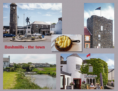 Bushmills - the town
