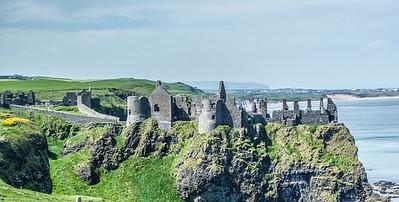 Dunluce Castle, 1513
