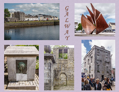 Highlights of Galway, City of 14 Tribes