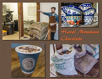 Hazel Mountain Chocolate, boutique bean-to-bar chocolate factory