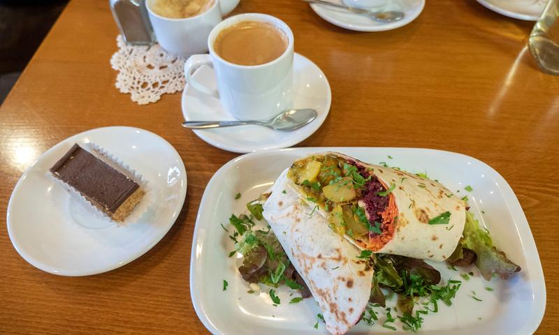 Bookstop Vegetarian Cafe in Kenmare - Bridge Street Co-op