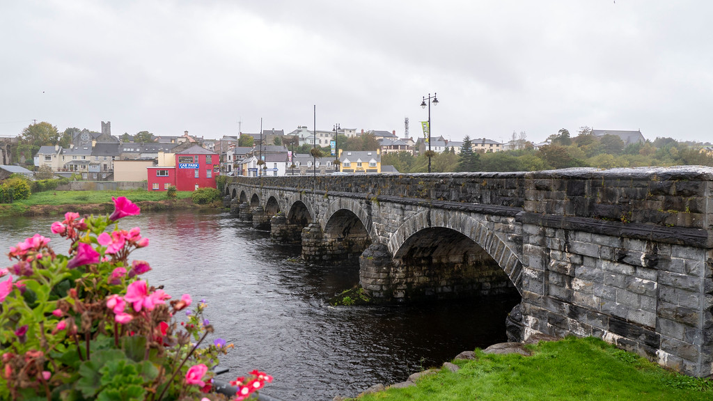 Killorglin on the Ring of Kerry