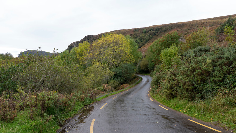 Road to the Gap of Dunloe - Driving the Ring of Kerry