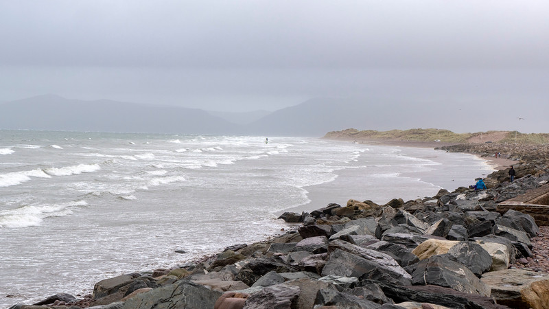 Rossbeigh Beach in October