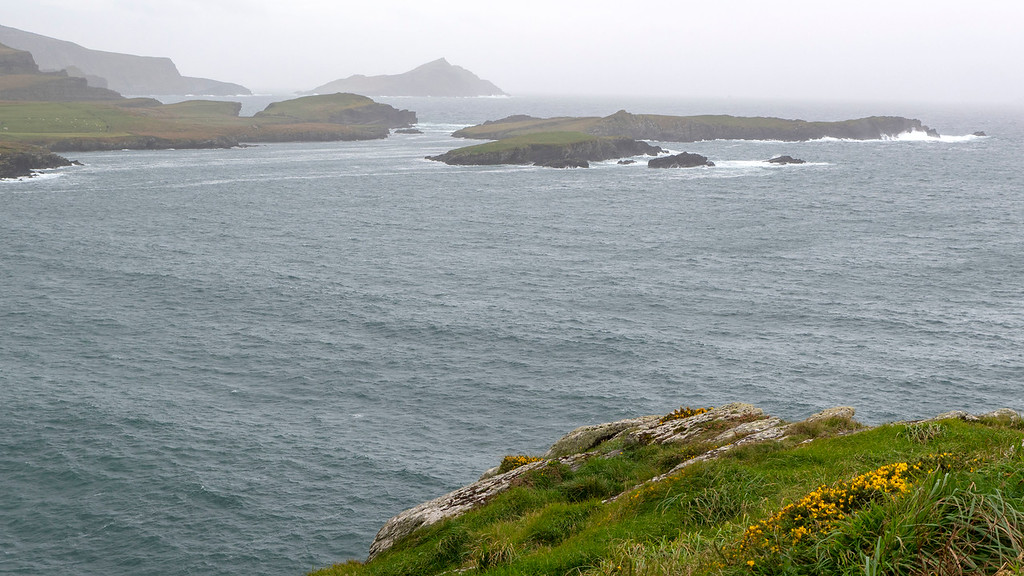 Bray Head, Valentia Island, Ireland - Driving the Ring of Kerry