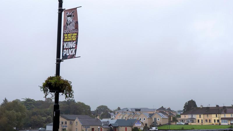 King Puck and Puck Fair, Killorglin Ireland