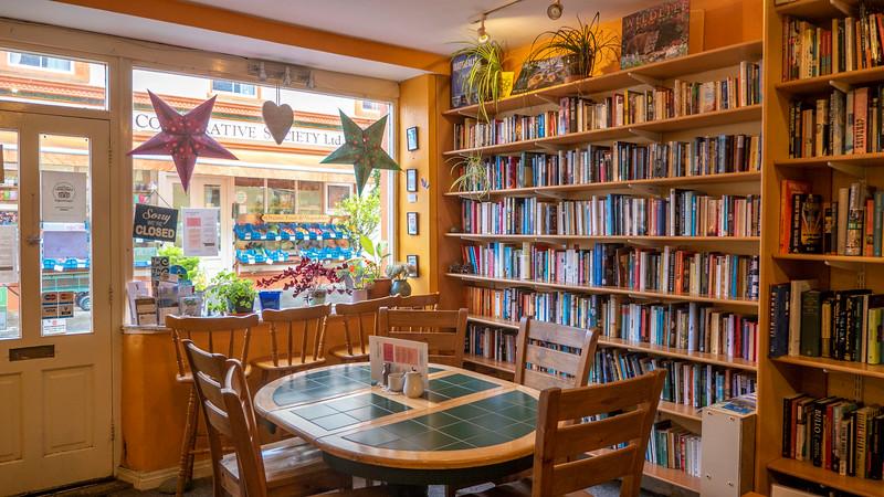 The Bookstop Vegetarian Cafe in Kenmare Ireland