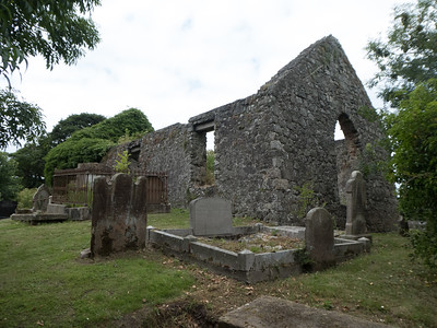 Derrykeighan Old Church Graveyard