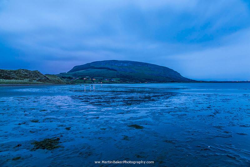 Knocknarea, Cúil Irra, Sligo, Ireland.