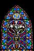 St Patrick's Cathedral window ~ Dublin, Ireland