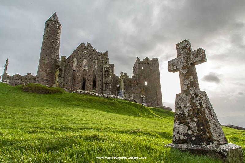 The Rock Of Cashel, Cashel, Tipperary, Ireland.