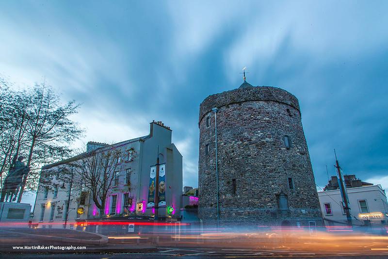 Reginald's Tower, Waterford city, Waterford, Ireland.
