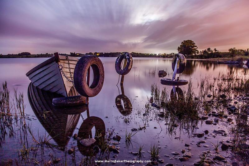 Tullaghan, Lough Owel, Mullingar, Westmeath, Ireland.