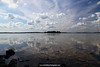 Lough Owel, Tullaghan, Mullingar, Westmeath, Ireland.