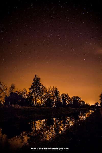 Royal Canal, Kilpatrick, Mullingar, Westmeath, Ireland.