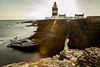 Hook Lighthouse, Hook Head Peninsula, Wexford, Ireland.