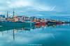 Wexford Harbour, Wexford, Ireland.