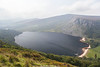 Lough Tay and Luggala (Fancy) Mountain, Wicklow, Ireland.