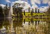 Powerscourt Gardens, Wicklow, Ireland.