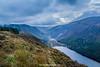 Upper Lake, Glendalough, Wicklow, Ireland.