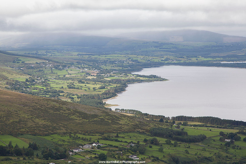 Pollaphuca Reservoir, Blessington, Wicklow, Ireland.