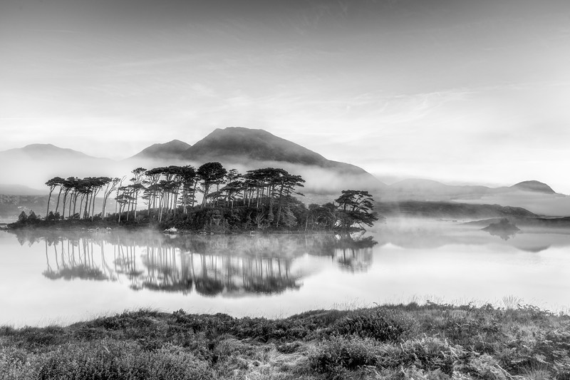 The mists of time, Derryclare