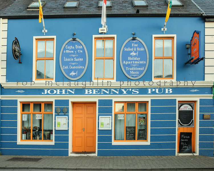 John Benny's Pub , Dingle , Ireland