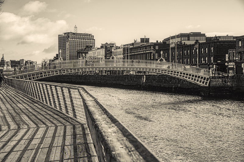 Ha'penny Bridge 003