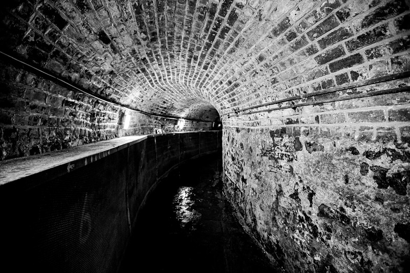 Crumlin Road Goal Tunnel