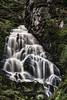 Upper falls at Assaranca