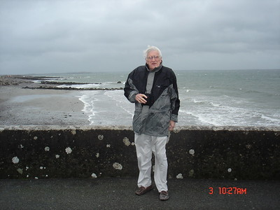 Along the Salthill Promenade