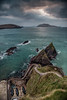 The pier, Dunquin, Dingle