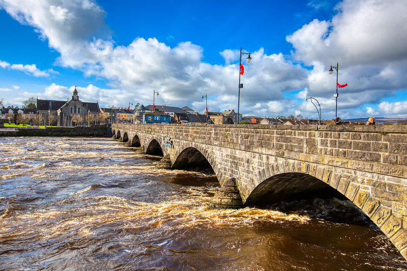 Thomond Bridge Limerick