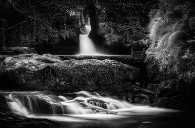 Small falls, Bantry