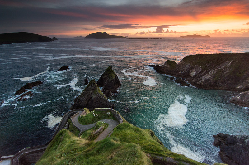 #Dunquin and the #Blasket Islands