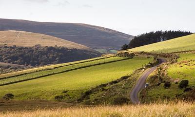 Caherconree Pass