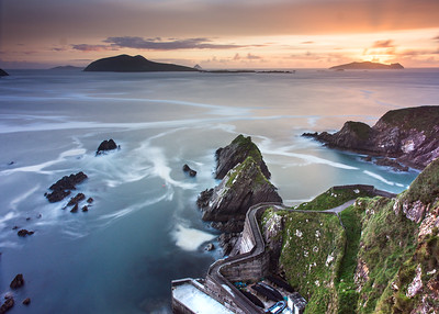 #Dunquin and the #BlasketIslands