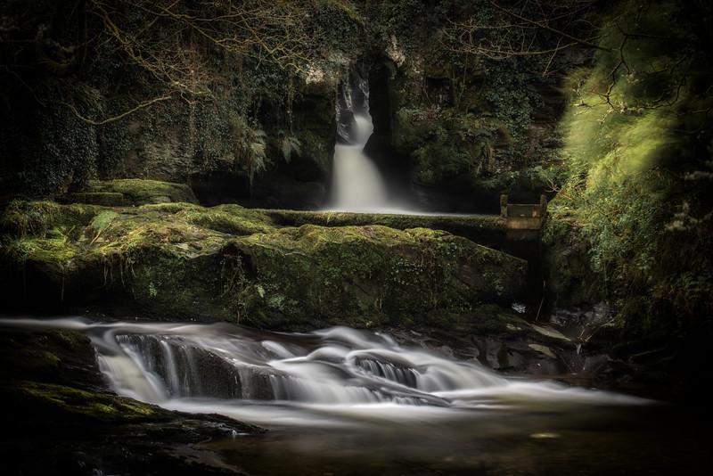 The falls at Donemark
